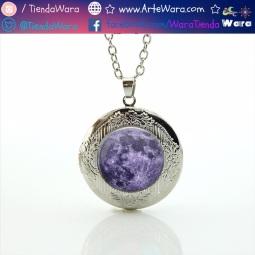 luna-morada